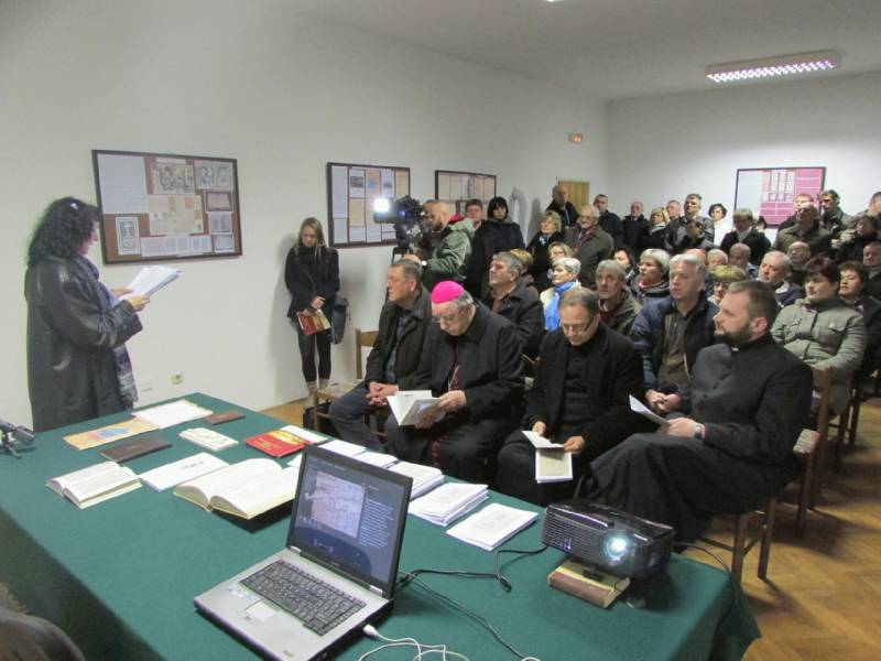 Predavanje i izložba u Oštarijama