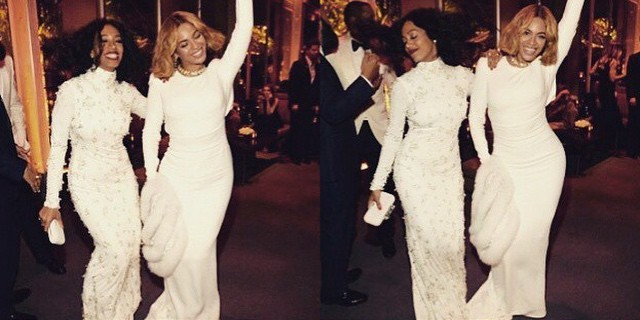 Sestrinska ljubav Beyonce i Solange na crvenom tepihu