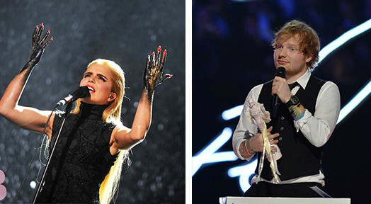Dodijeljene nagrade BRIT Awards