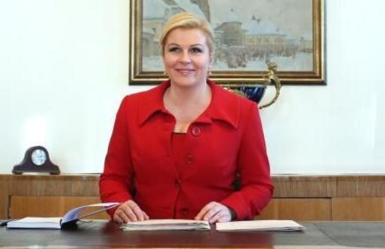 Predsjednica Grabar-Kitarović predložila premijeru Milanoviću moratorij na ovrhe nad jedinom nekretninom