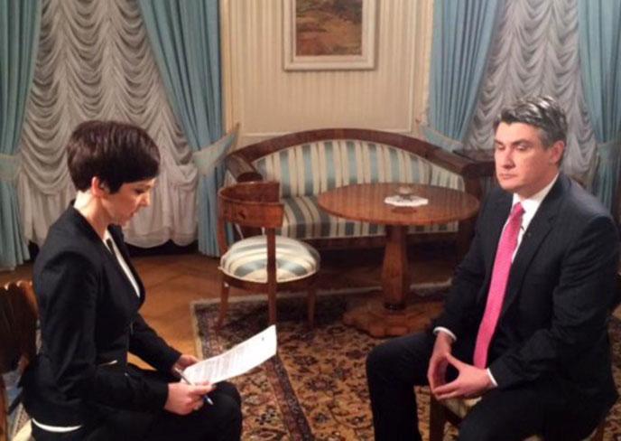Milanović u Dnevniku: Neće biti smanjivanja plaća zaposlenima u državnom i javnom sektoru