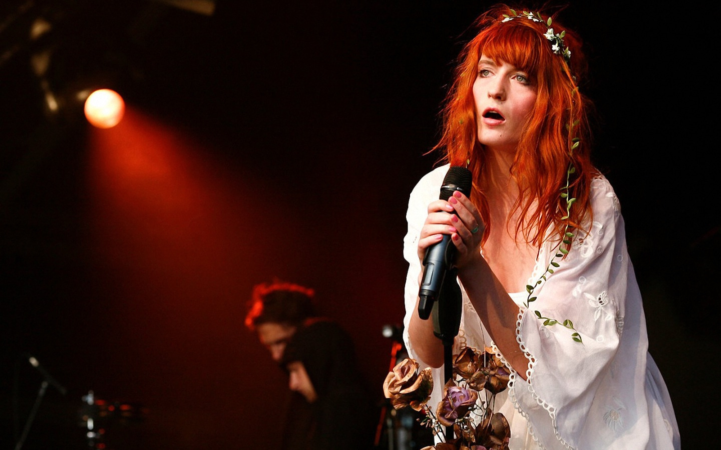 ws Florence and the Machine
