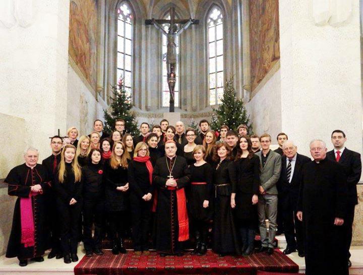 "Najava  – korizmeni koncert zbora ""Cantores sancti Marci"""