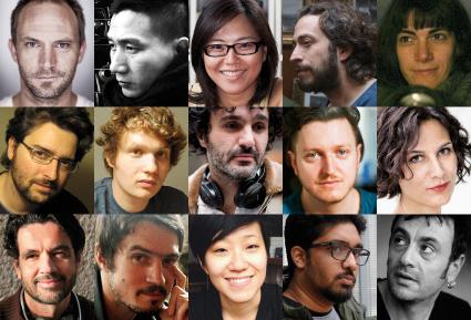 15 mladih redatelja u Ateljeu Festivala u Cannesu