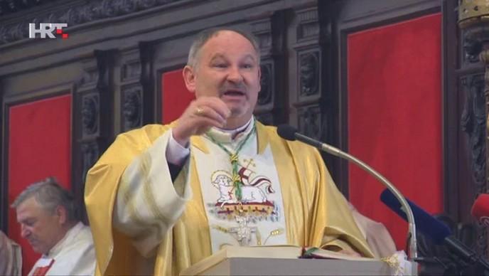 Biskup Petanjak: Ako činiš dobro, donio si Uskrs na ovaj svijet