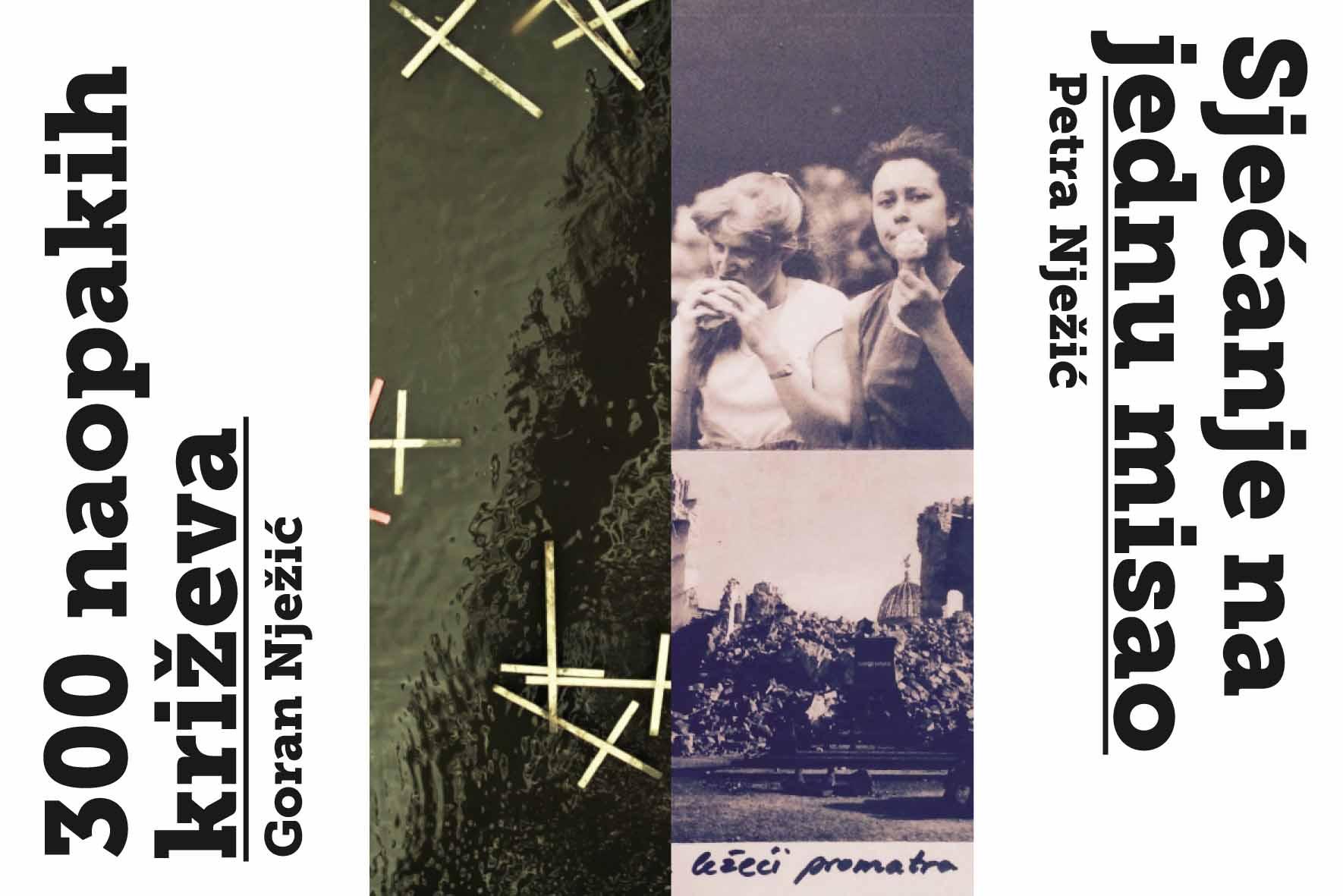 Izložba Sjećanje na jednu misao/300 naopakih križeva