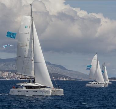 Regata Adriatic Lagoon i chef Viven Durand