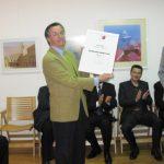 Uručenje nagrade Igoru Šipiću