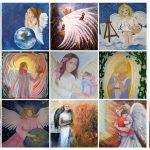 Anđeli svijeta-13 slika-angels of peace