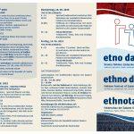 Letak Etno dani program 1-2
