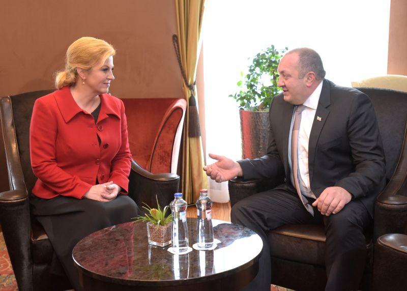 Potpora težnji Gruzije za europskim i euroatlantskim integracijama