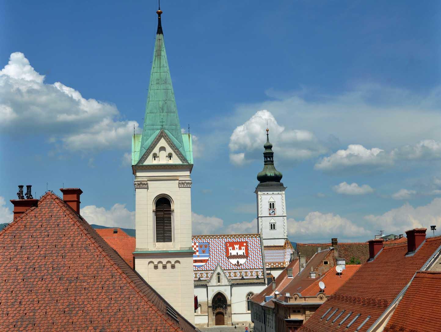 Kula Lotrscak Zagreb
