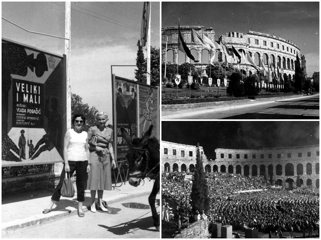 Susjedi i prijatelji, Pulska kinoteka, Retrospektiva posvećena Ivani Primorac i Sjećanje na Žiru Radića