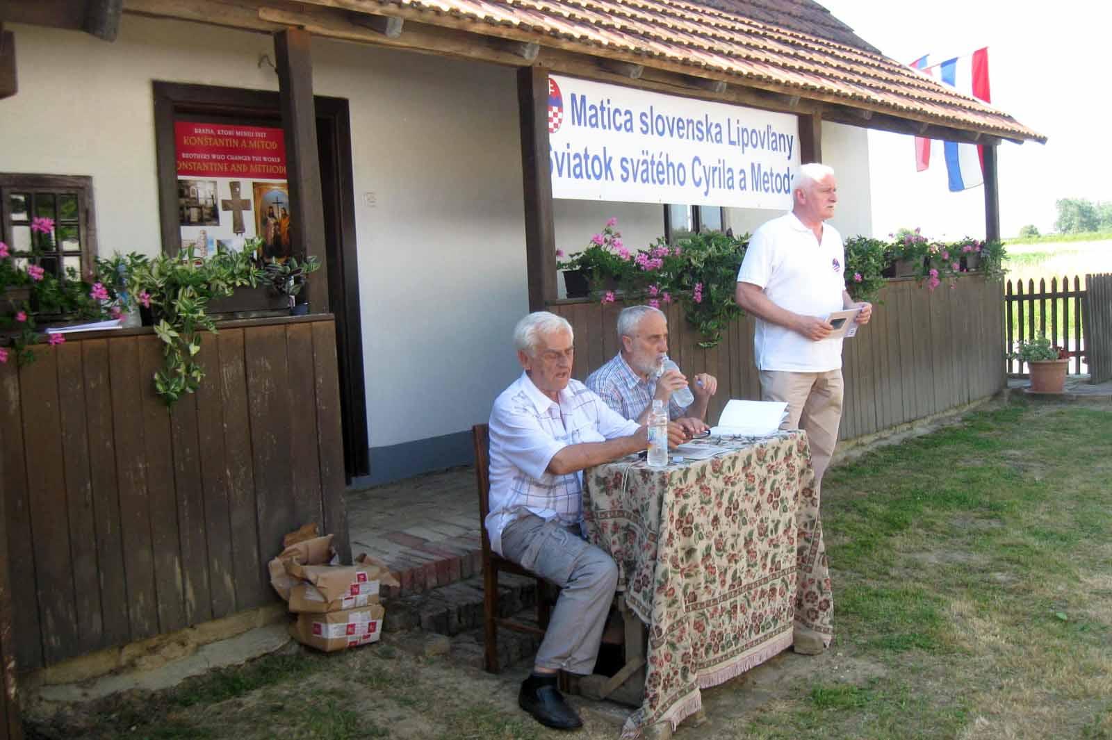Lipovljanski Slovaci obilježili sv. Ćirila i Metoda