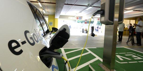Otvorene besplatne punionice za električna vozila