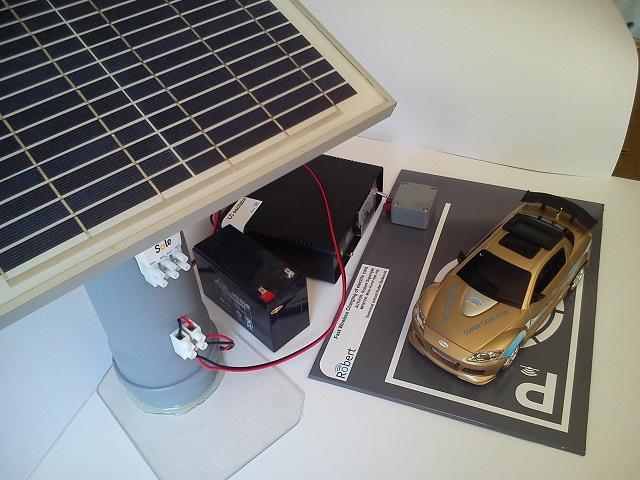 Genijalni 'bežični punjač električnih vozila' izum je zagrebačkog srednjoškolca
