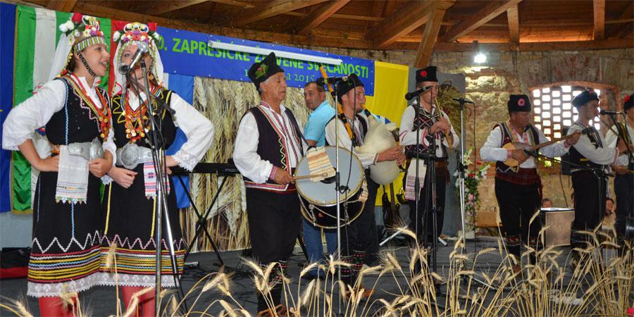 20. žetvene svečanosti u Zprešiću