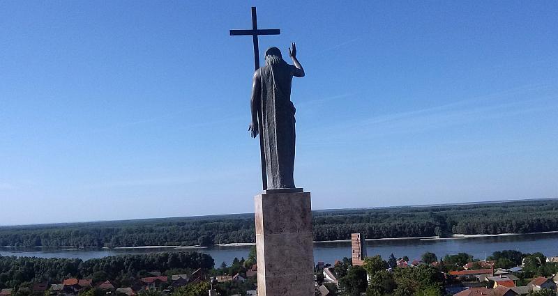 Blagoslovljen najveći kip Isusa u Hrvatskoj