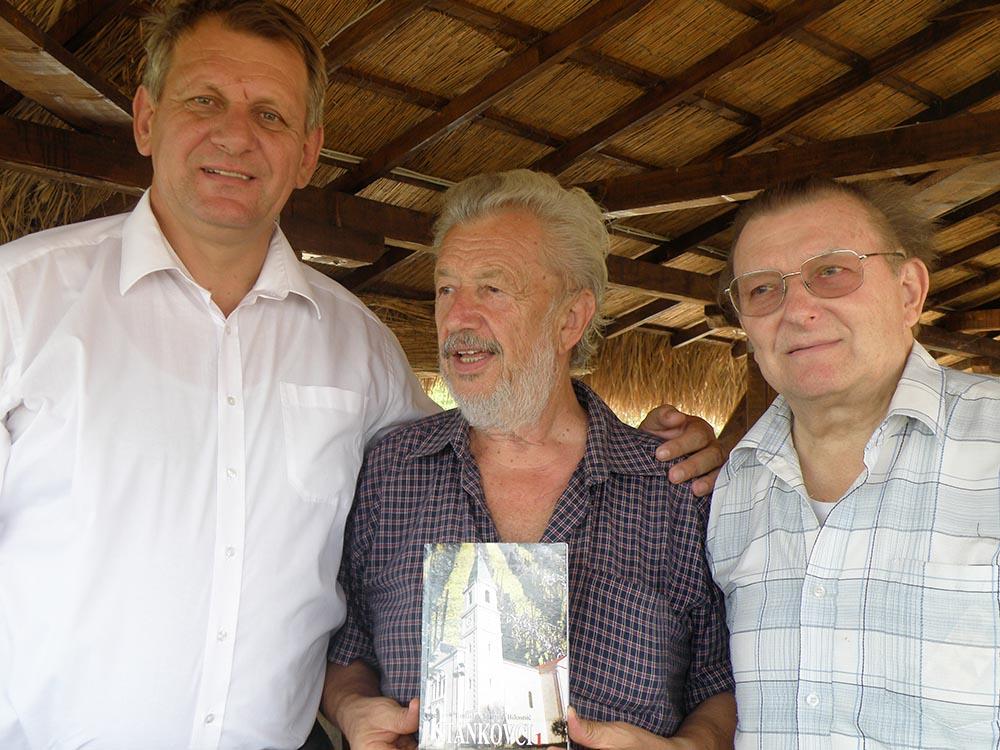 Predstavljena knjiga STANKOVCI 1 Tomislava Marijana Bilosnića