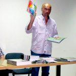 4 Andrija Ivančan voditelj Škole promovira autoricina izdanja