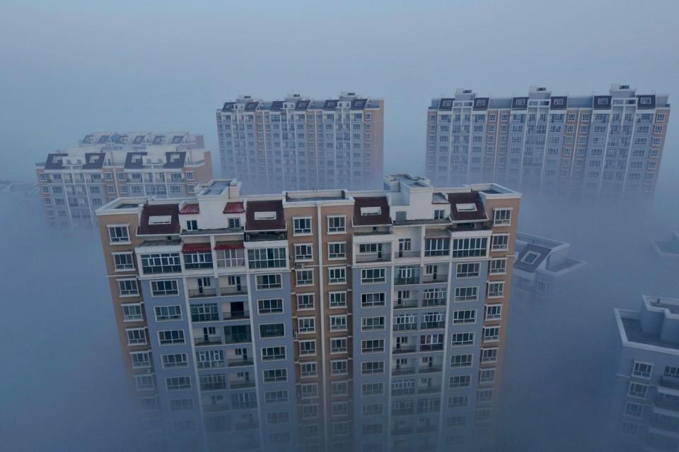 Onečišćen zrak u Kini odnosi 4000 života na dan