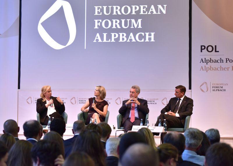 Predsjednica Republike na Europskom forumu Alpbach
