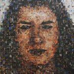 Autoportret kolaž na medijapanu 2014