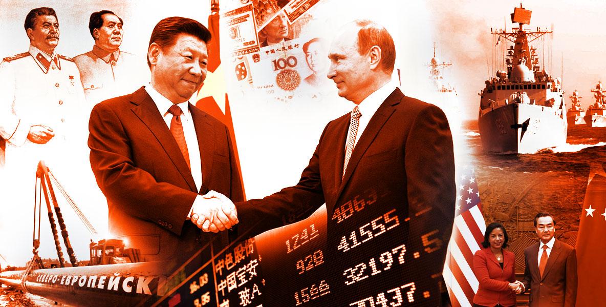 Odnosi između Kine i Rusije nisu baš tako idilični kako ponekad izgledaju