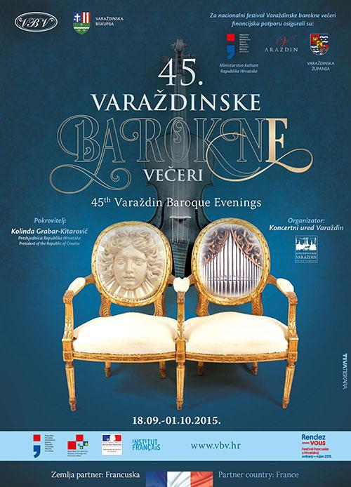 45. Varaždinske barokne večeri – Program!