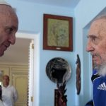 AP pope francis fidel castro