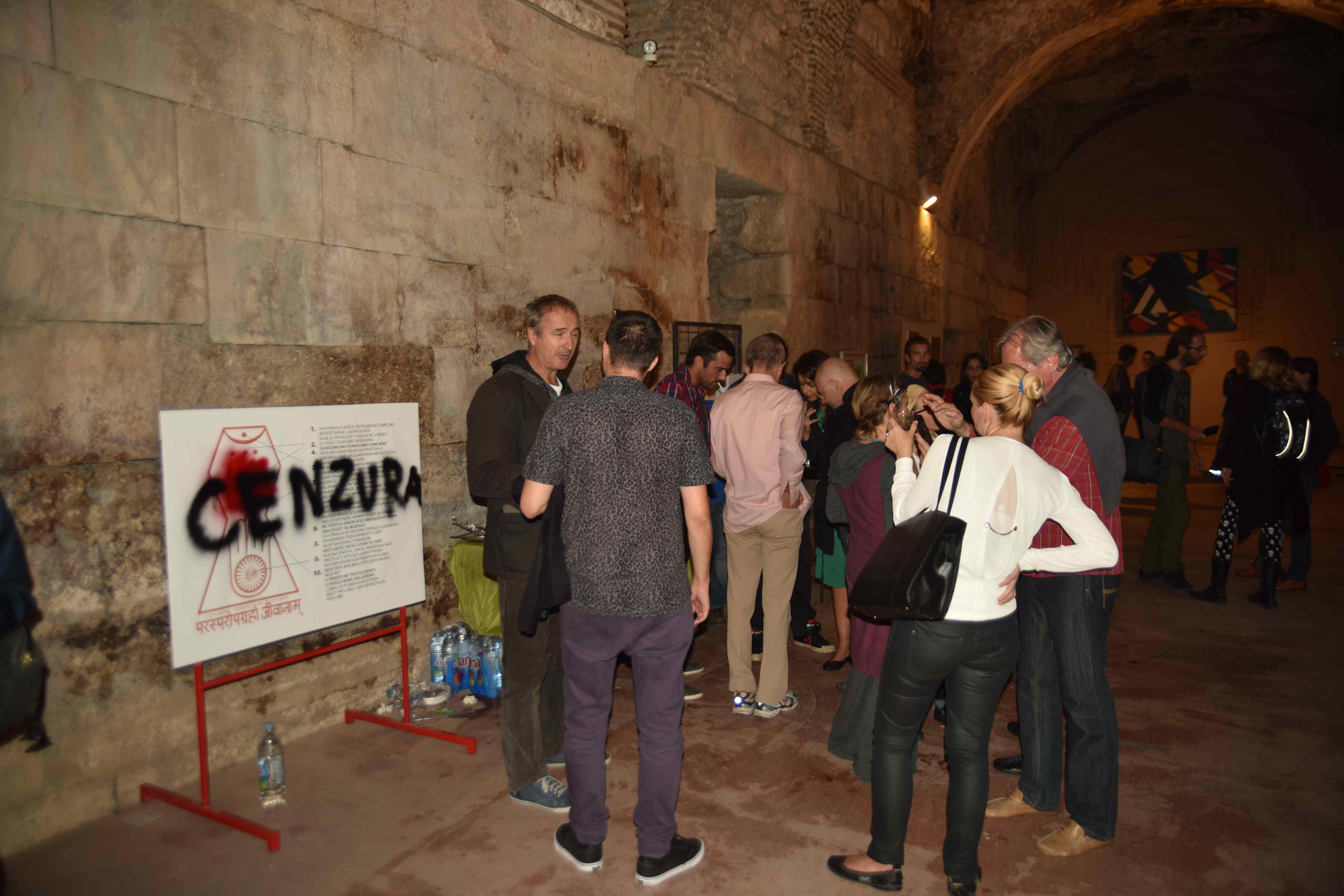 Zabranjena izložba od strane ravnateljice Muzeja grada Splita