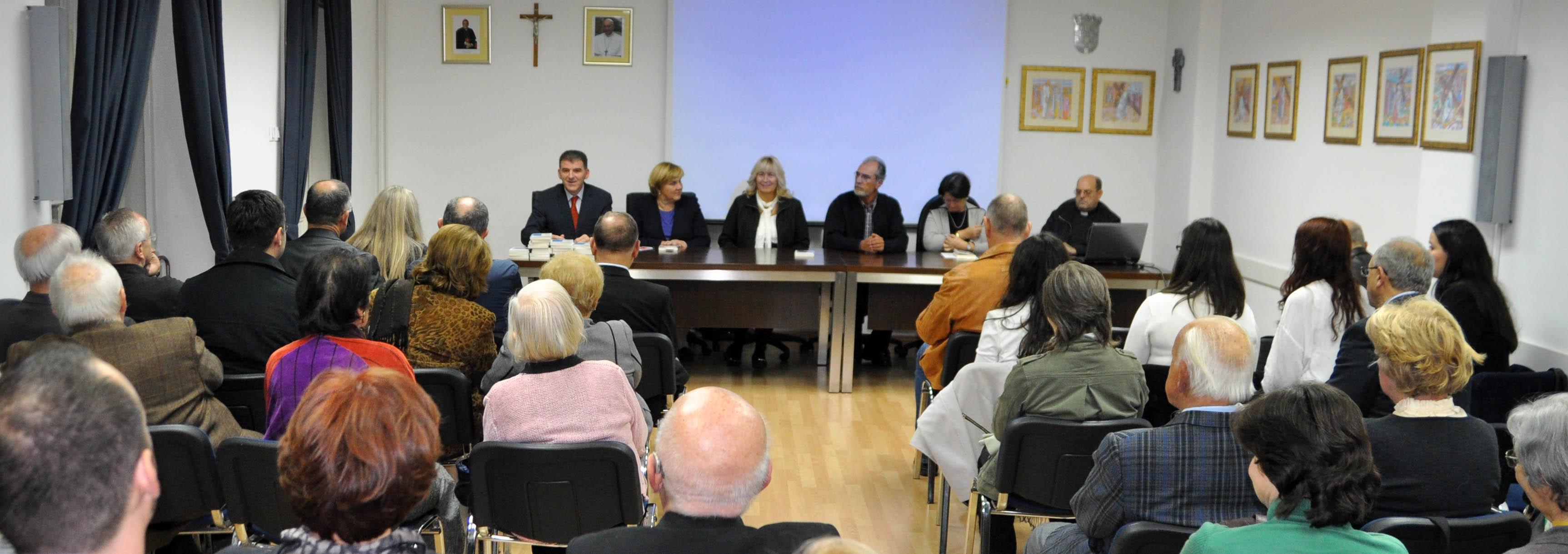 Predstavljanje knjige dr. Danijele De Micheli Vitturi u HKLD-u