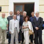 Sudionici književno-znanstvenog kolokvija Zadarski književni krug 2013. godine