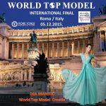Dea Maretić - World Top Model Croatia
