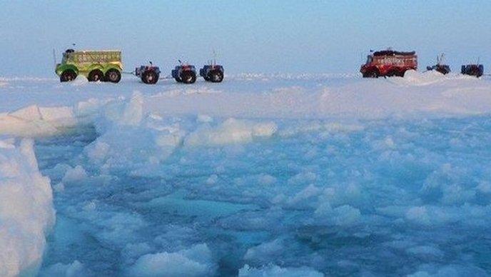 Putin osniva protuteroristički centar na Arktiku