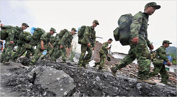 Priprema li se Kina za vojnu intervenciju u Siriji?