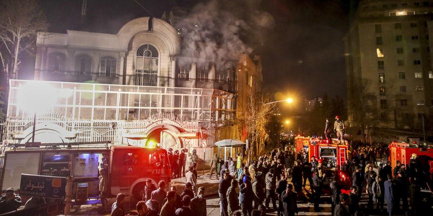 Sukob između Saudijske Arabije i Irana mogao bi eskalirati