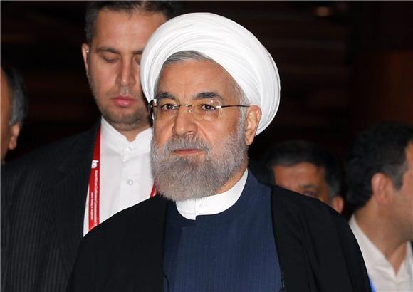 """Rohani: Iran je """"otvorio novo poglavlje"""" svojih veza sa svijetom"""