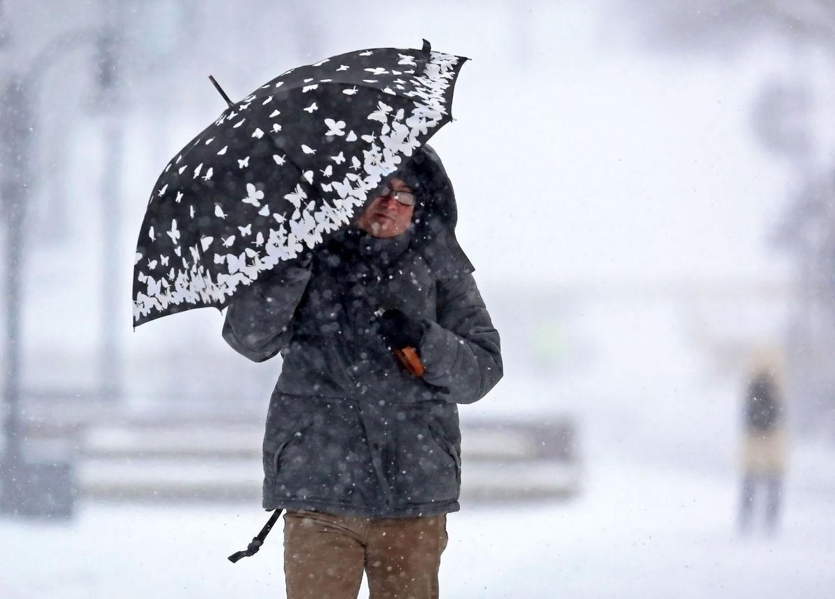 Snježna oluja pogodila SAD
