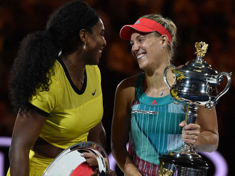 serena williams angelique kerber