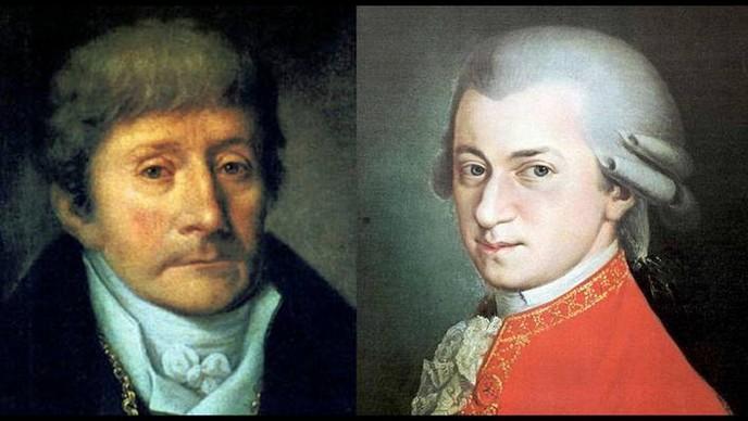 Pronađeno glazbeno djelo koje su zajedno napisali Mozart i Salieri