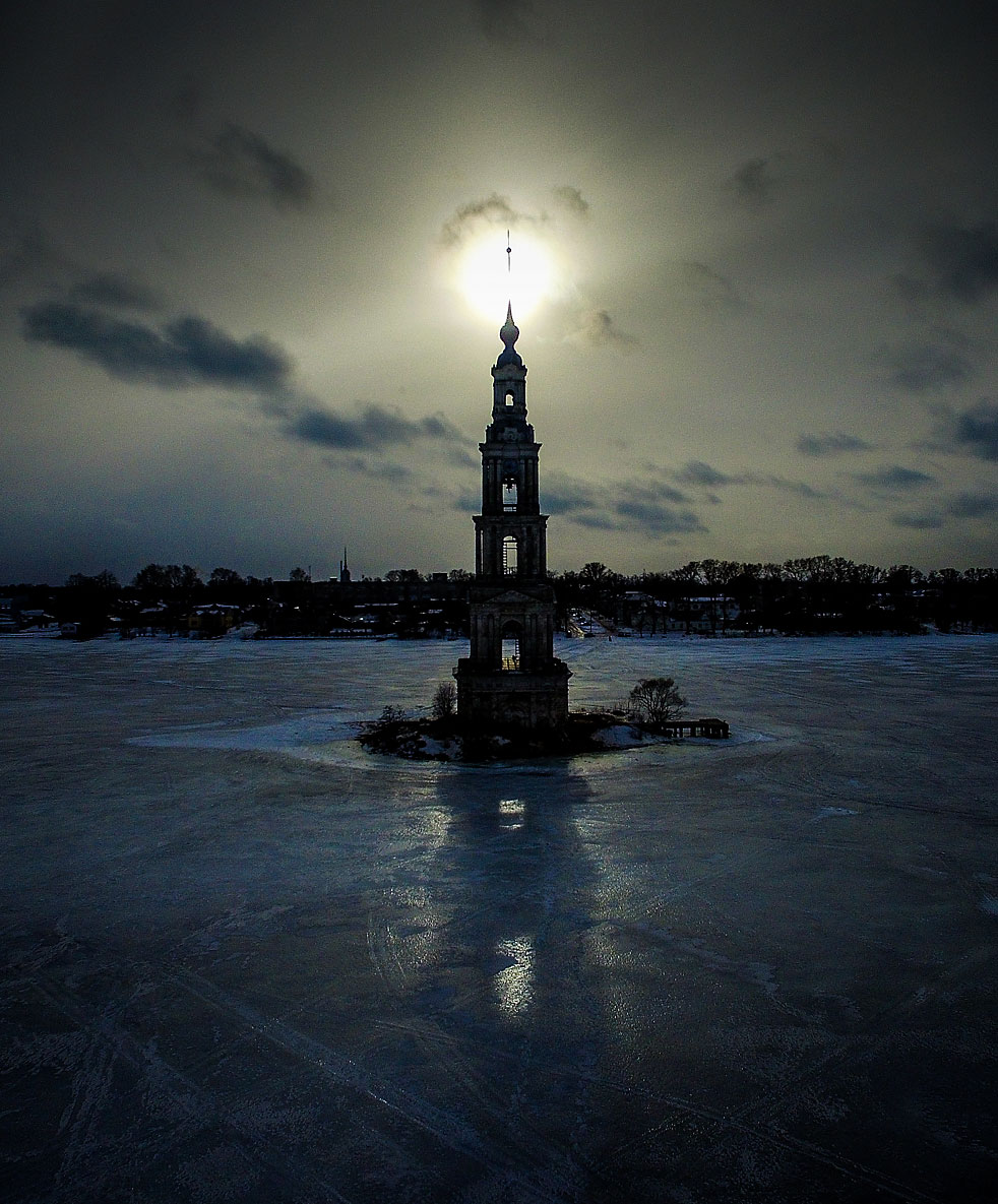 Zvonik na vodi