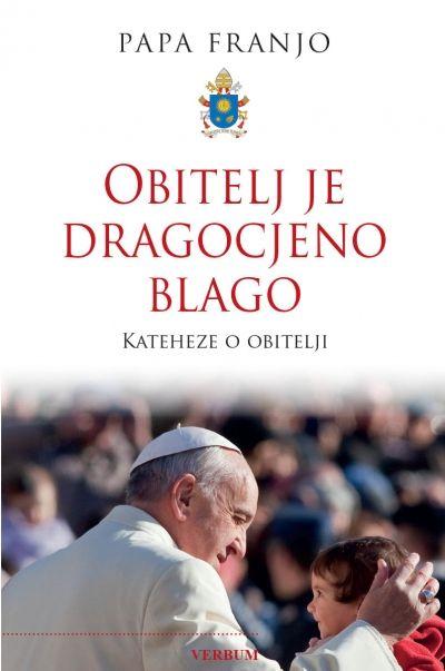 Papa Franjo: Obitelj je dragocjeno blago