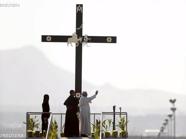 Papa Franjo: Nijedna granica ne može spriječiti Božju milosrdnu ljubav
