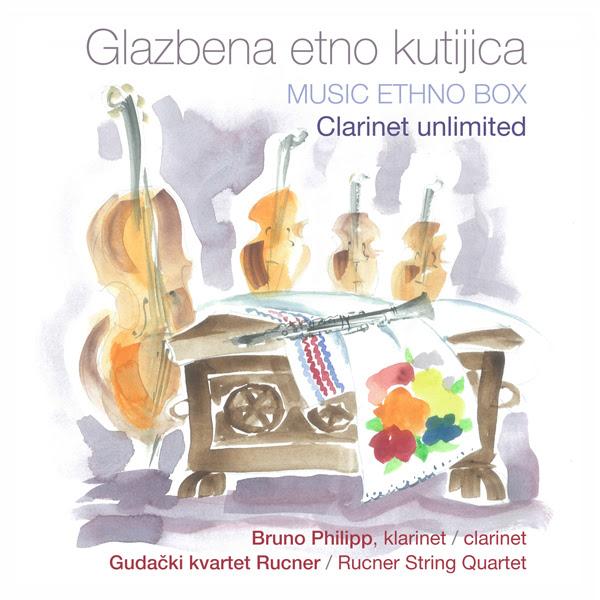 "Promocija albuma BRUNO PHILIPP/KVARTET RUCNER ""Glazbena etno kutijica"""