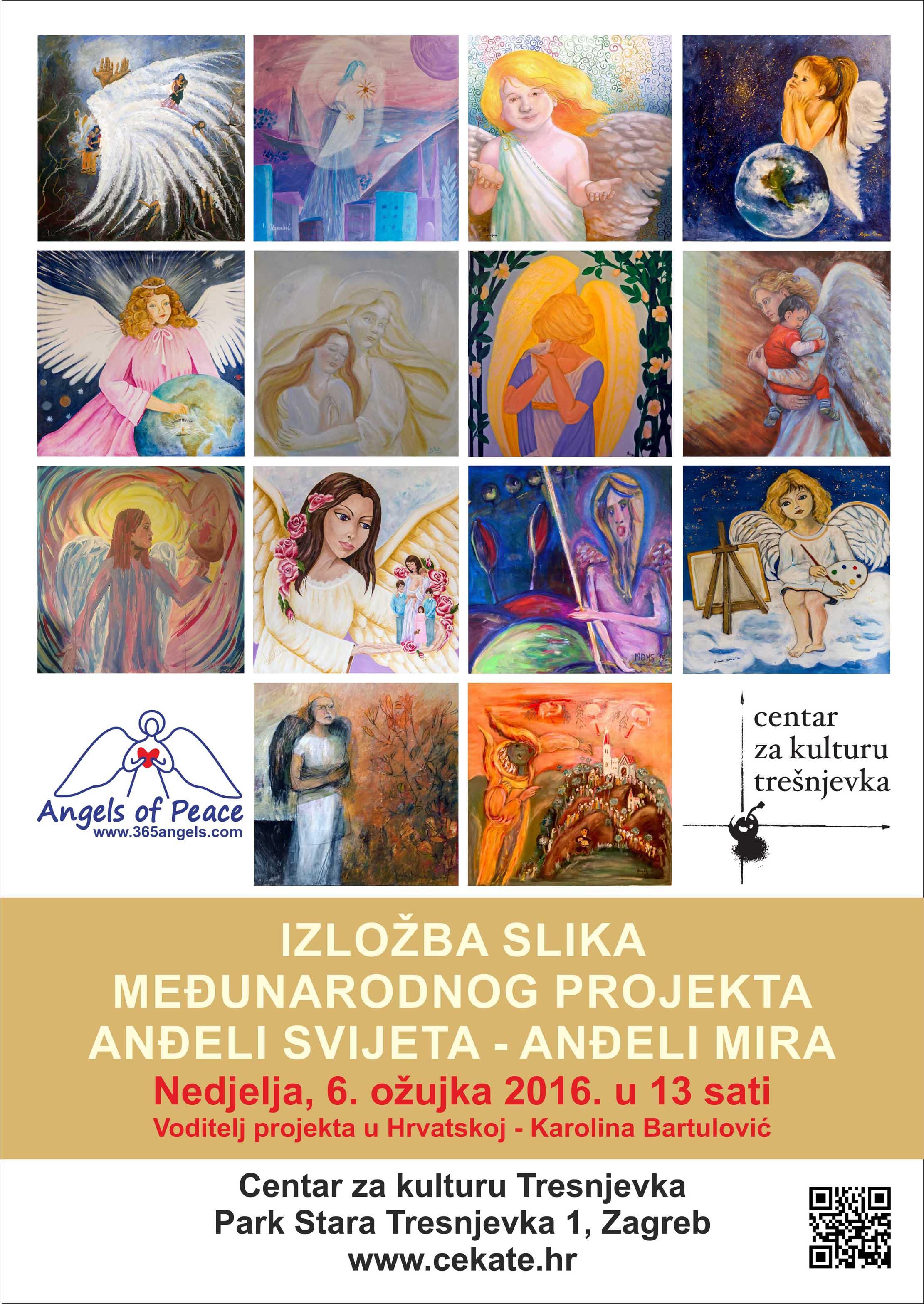 plakat izložbe 2016