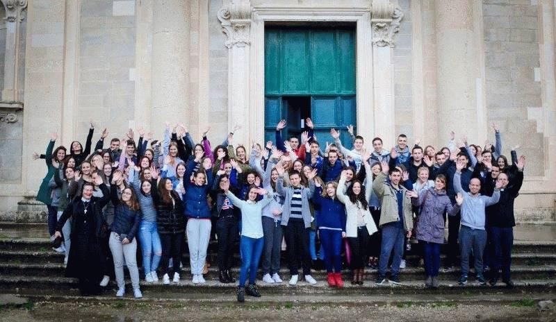Duhovna obnova za mlade u Dubrovniku