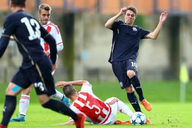 UEFA izbacila juniore Dinama iz Lige prvaka