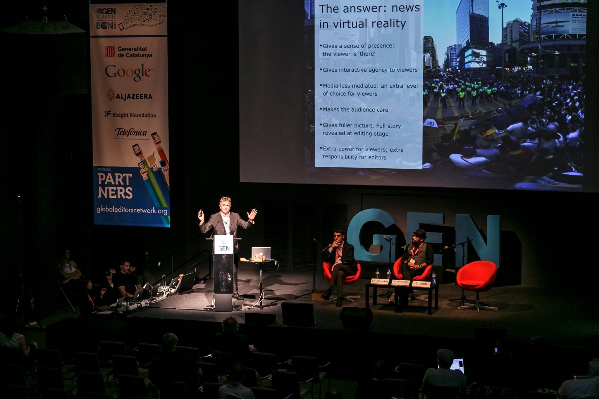 Preko 600 urednika iz cijelog svijeta na bečkom GEN Summitu