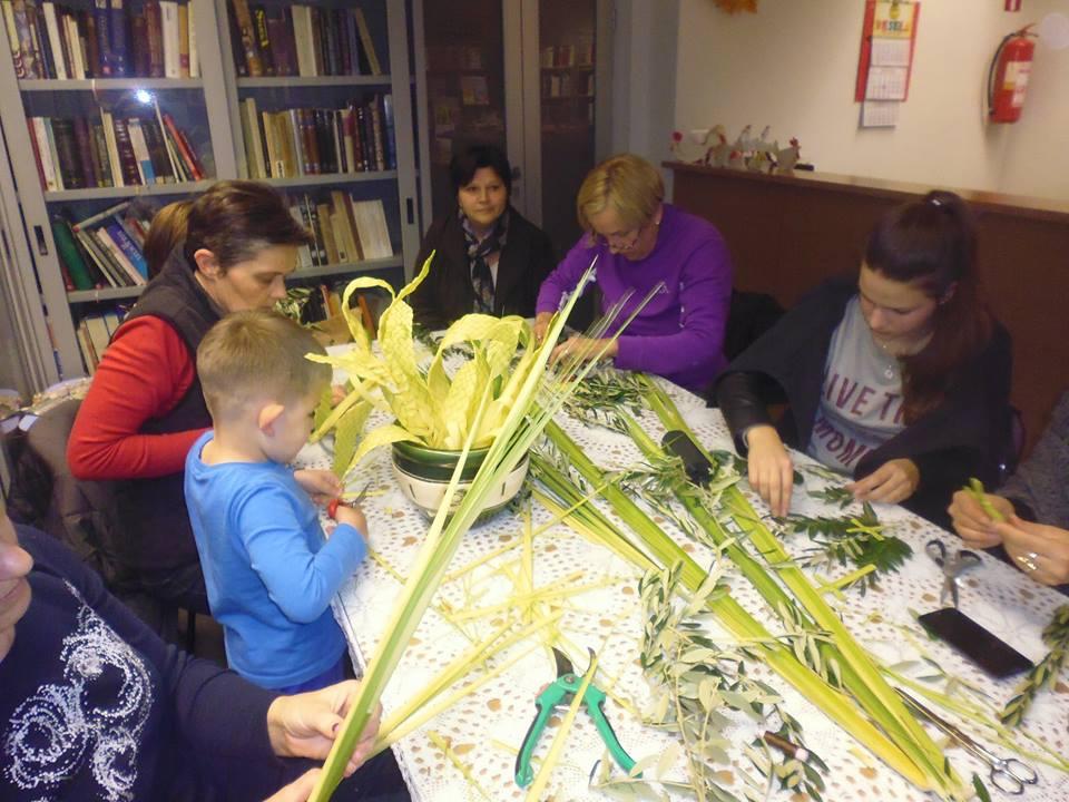 Kaštelanski uskrsni običaji – radionice u Gradskoj knjižnici Kaštela